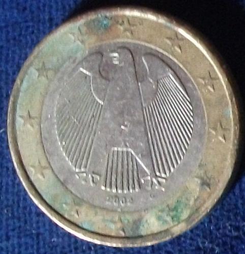 2002 Germany/Fed. Rep Euro VF