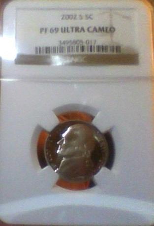 2002 s Jefferson Nickel