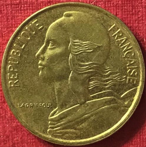 France 1987 - 5 Centimes [#1]