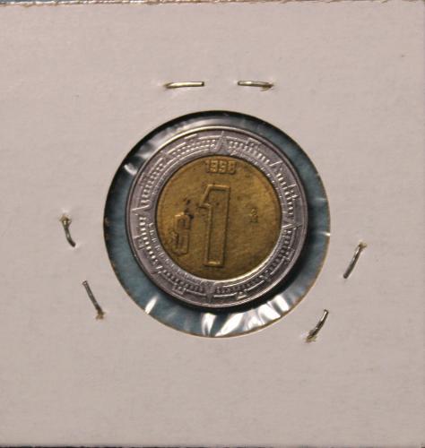 Mexico 1998 1 Peso