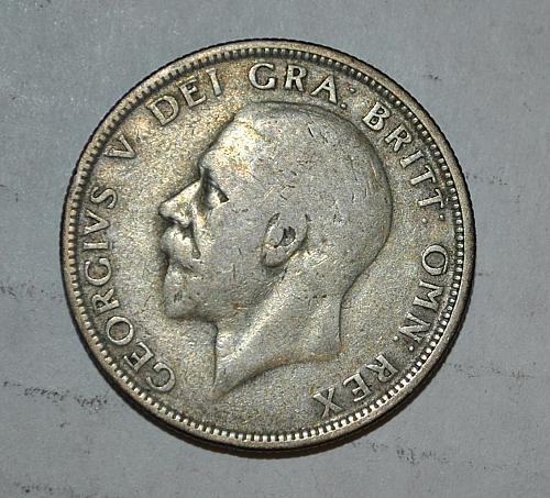 Great Britain Florin 1935 (w227)