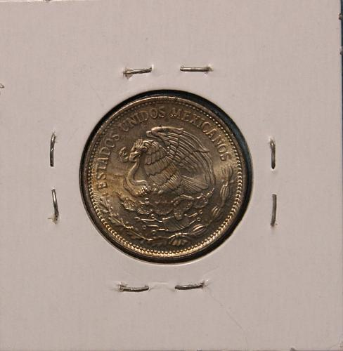 Mexico 1984 50 Pesos