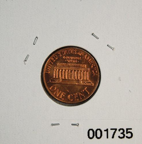 1969 S Lincoln Memorial Cent