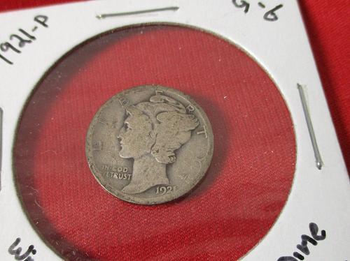 1921 P Mercury Dime -- N E W....P R I C E
