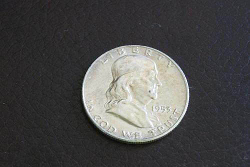 Beautiful 1953 D Ben Franklin