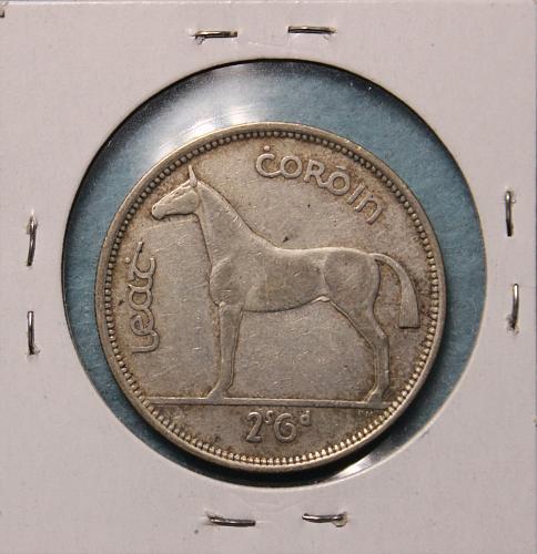 Ireland 1939 Half Crown