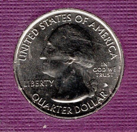 2013 D Great Basin America The Beautiful Quarters - #1