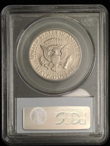 1984-S Kennedy Half dollar pcgs