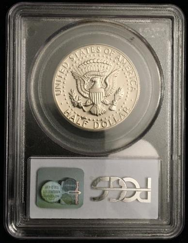 1977-S  Kennedy Half Copper Nickel Minted 1965 to date graded PR69DCAM