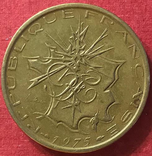 France 1975 - 10 Francs