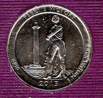 2013 D Perrys Victory America The Beautiful Quarters - #3