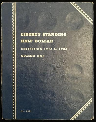 Walking Liberty Halves 10 different dates and mints G to EF price less than book