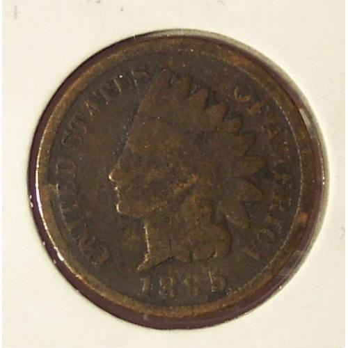 1895 Indian Head Penny G4 #0993