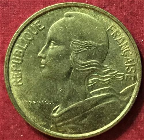 France 1968 - 10 Centimes [#1]