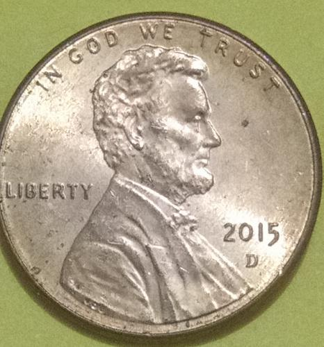 2015-D... Lincoln cent