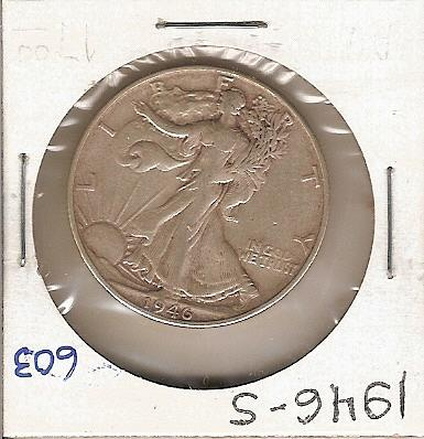 Nice 1946-S Walking Liberty Half