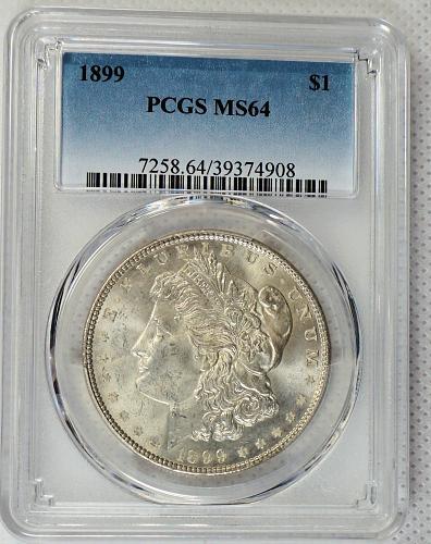 1899 Morgan 1$