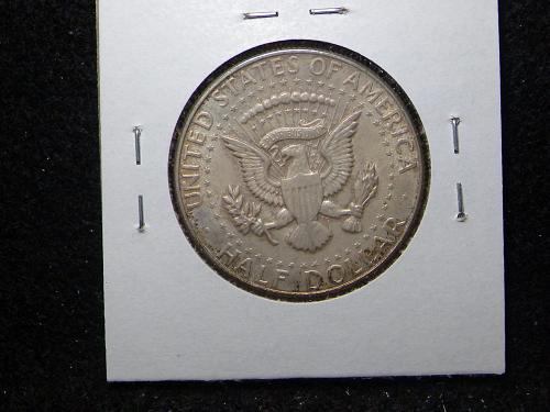 1965 P Kennedy Half Dollar