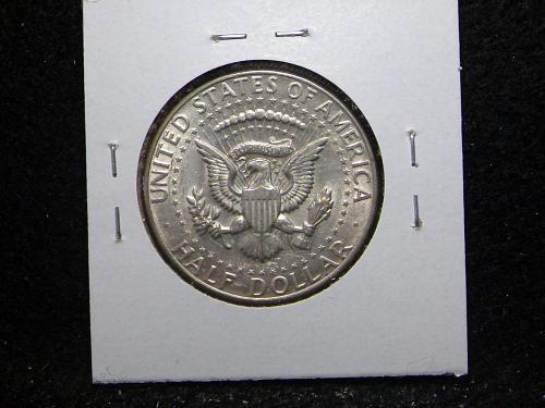 1967 P Kennedy Half Dollar