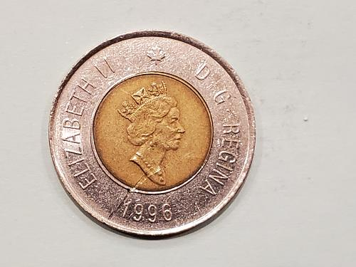 2 Dollar Coin  - Canadian