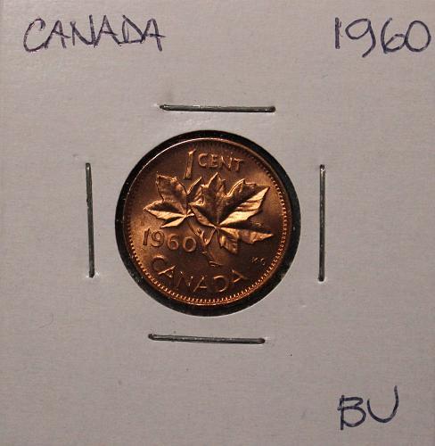 Canada 1960 1 cent