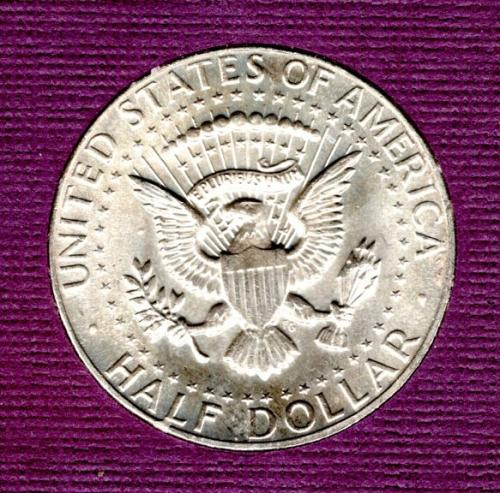 1970 D Kennedy Half Dollars - #3