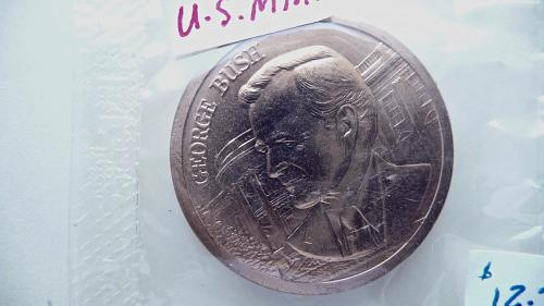 George W. Bush Presidential Medal
