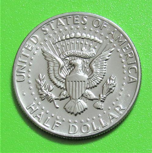 1979 50 Cents - Kennedy Half Dollar