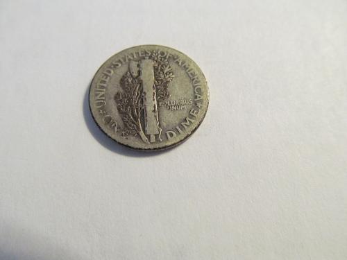 1936 Mercury Dime    191-31