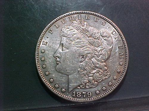 1879 O MORGAN DOLLAR      aa56
