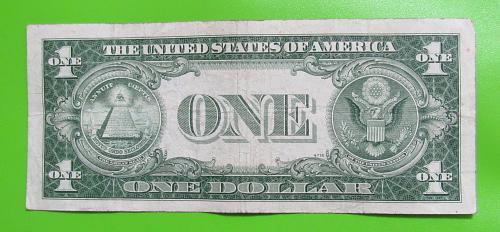 1935-D $1 US Banknote - Silver Certificate