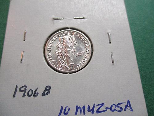 1942  MS63 FB Mercury Dime.  Item: 10 M42-05.