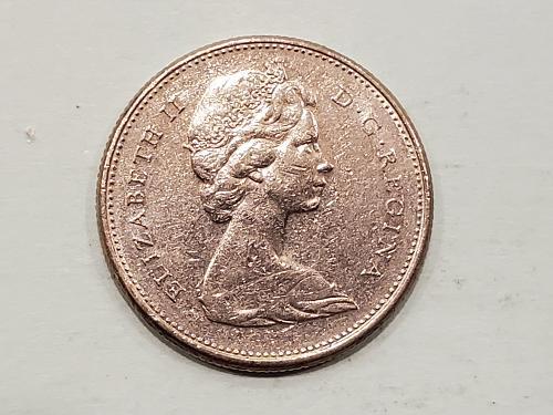 1978 Canadian Quarter