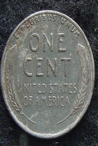 1943 P Lincoln Wheat Cent (VF-20)