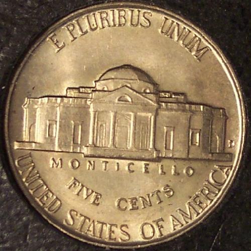 1940-D Jefferson Nickel GEM BU FULL STEPS #0358