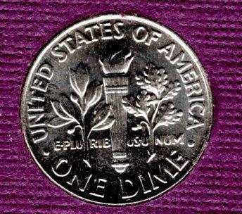 2013 P Roosevelt Dimes -#4