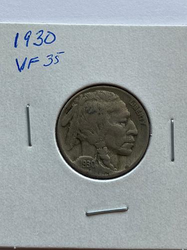 1930 Buffalo Nickel #3