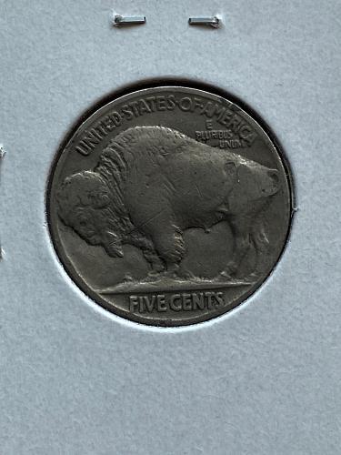 1930 Buffalo Nickel #5