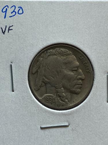 1930 Buffalo Nickel #7