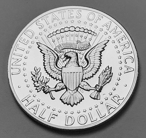 1964 Silver Proof Kennedy Half Dollar [IKS 142]