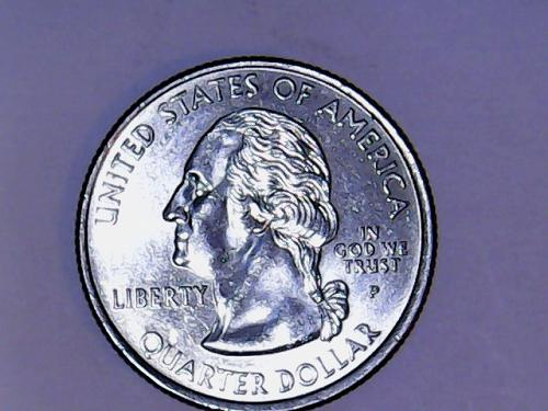 2008 P Hawaii State Quarter  See Pictures