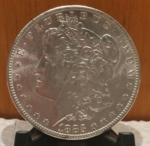 1883-O MORGAN DOLLAR UNCIRCULATED SILVER New Uncirculated fresh out the roll!