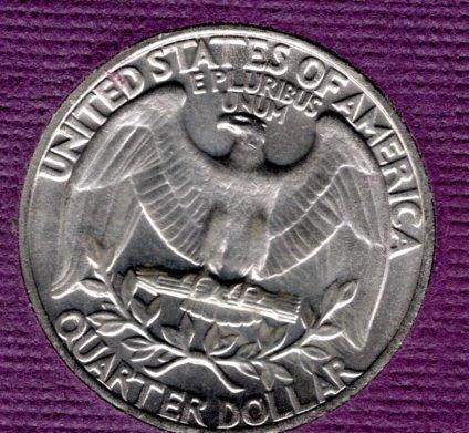 1970 P Washington Quarters - #3
