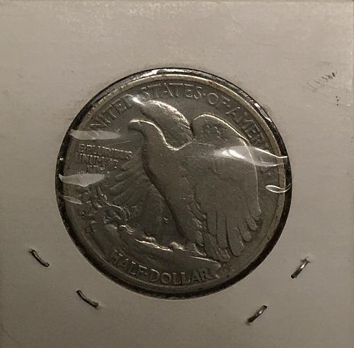 1938-D Less than 1/2 M. mintage