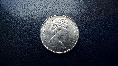 Canada  1970 Nickel