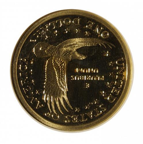 2000 S Sacagawea Golden Dollar NGC PF-69 ULTRA CAMEO