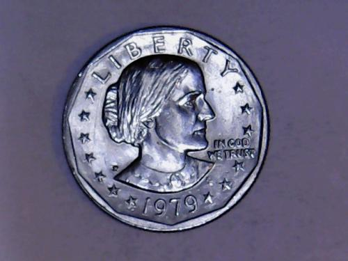 1979 P Susan B Anthony Dollars: See Picture