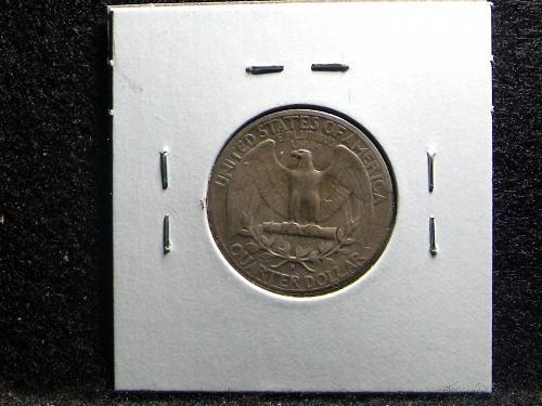 1948 S Washington Quarter