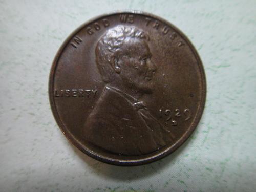 1929-D Lincoln Cent MS-64 (Near Gem) Nice Medium Chocolate Brown LUSTER!
