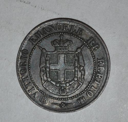 Italy Tuscany 2 Centesimi 1859 (5403)